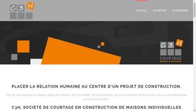 Site internet de C3H