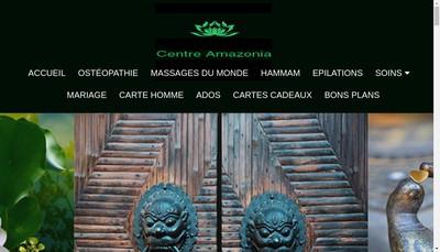 Site internet de Amazonia