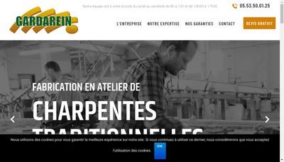Site internet de Gardarein