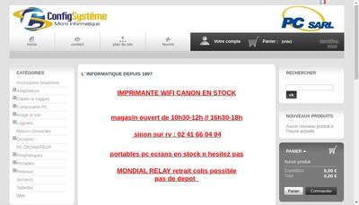 Site internet de Pc