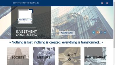 Site internet de Consultiva