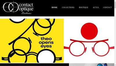 Site internet de L'Atelier Pas de Serie Entre Nous
