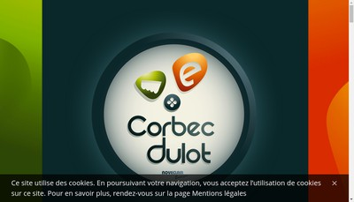 Site internet de Corbec Dulot