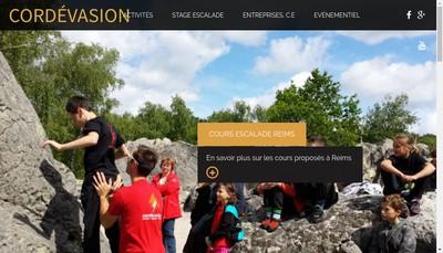 Site internet de Vincent Mathieu