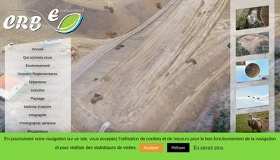 Site internet de Cabinet Roig Blanc Environnement