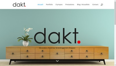 Site internet de Dakt