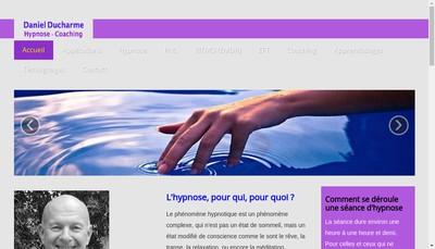 Site internet de Daniel Ducharme