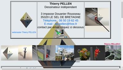 Site internet de Thierry Pellen