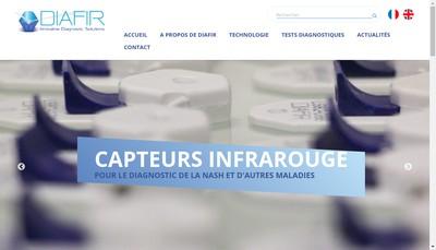 Site internet de Diafir