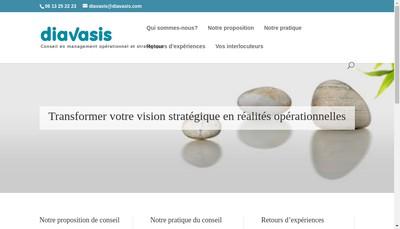Site internet de Diavasis