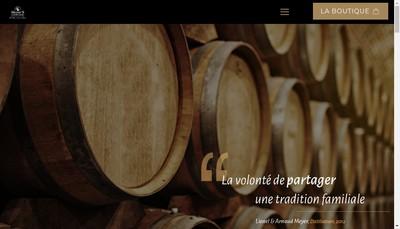Site internet de Distillerie du Val de Ville