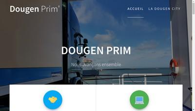 Site internet de Dougen Prim