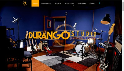 Site internet de Durango Studio