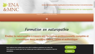 Site internet de Ena Mnc