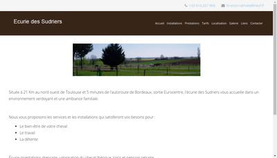 Site internet de ETA des Sudriers