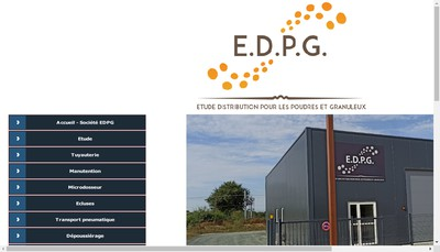 Site internet de Edpg