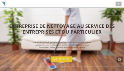 Site internet de SARL Ehp Services
