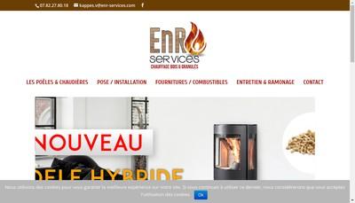 Site internet de Enr Services
