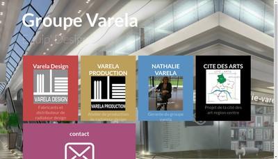 Site internet de www.varela-design.com