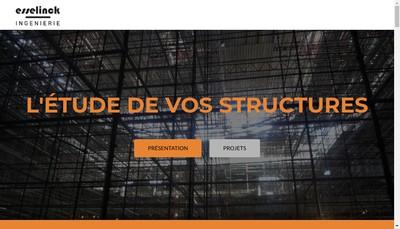 Site internet de Assemblage Ingenierie