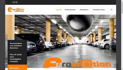 Site internet de Eurostation