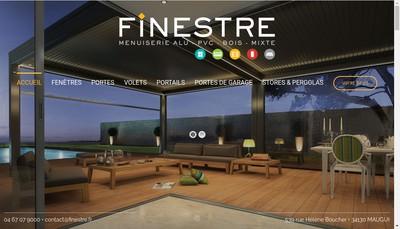 Site internet de Finestre