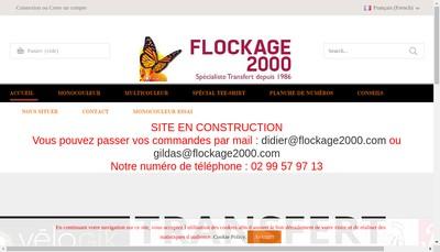 Site internet de Flochage 2000