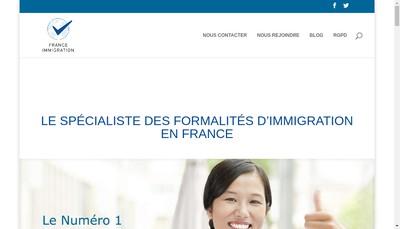 Site internet de Mobility Compliance Group