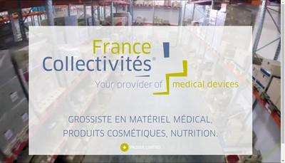 Site internet de Praxiline-Medibook-Euromedishop-Medishop