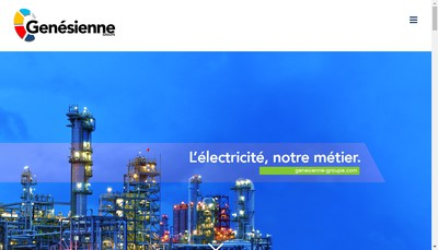 Site internet de Societe Genesienne d'Investissement