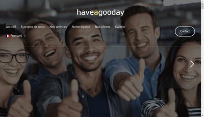 Site internet de Haveagooday