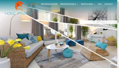 Site internet de Home Staging 66