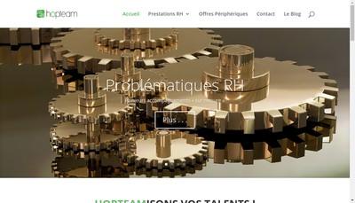 Site internet de Horizon 2020