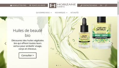 Site internet de Horizane
