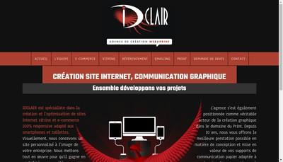 Site internet de Idclair