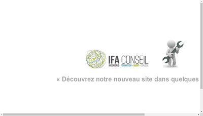 Site internet de Ifaconseil