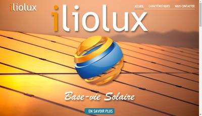 Site internet de Iliolux