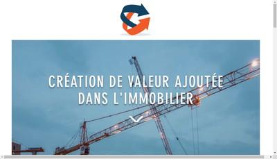 Site internet de Innovatis Fr