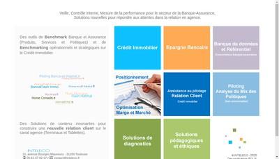 Site internet de Inteleco