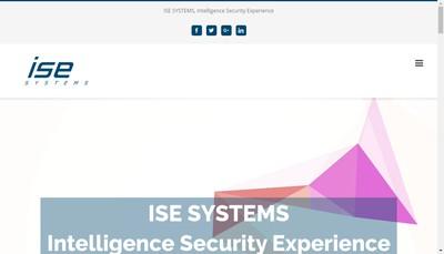 Site internet de Ise Systems