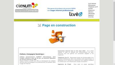 Site internet de Tnt