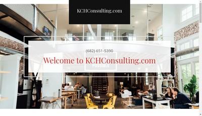 Site internet de Kch Consulting
