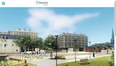 Site internet de Keyveo