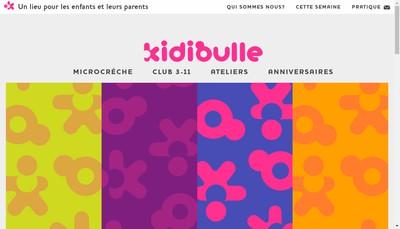 Site internet de KIDIBULLE