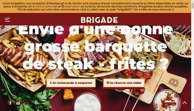 Site internet de Str'Eat Company