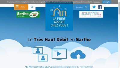 Site internet de S@Rtel