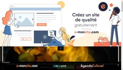 Site internet de La Plaidoirie