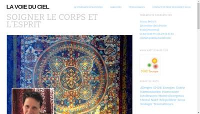 Site internet de Frantz Petrich