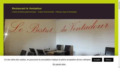 Site internet de Le Ventadour