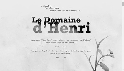 Site internet de Michel Laroche et Ses Enfants